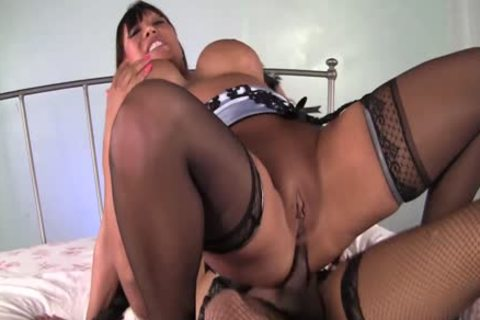 TS Vanity And Ava Devine anal Licking And plowing