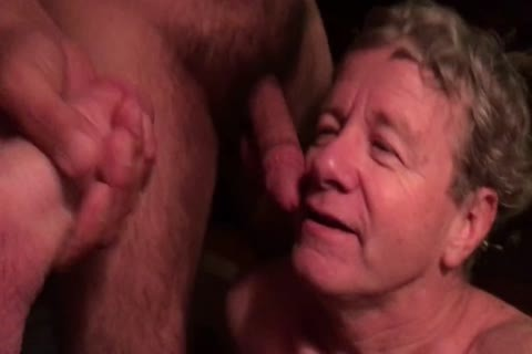 Stu The schlong sucker Skull pounded By 2 Hung guys