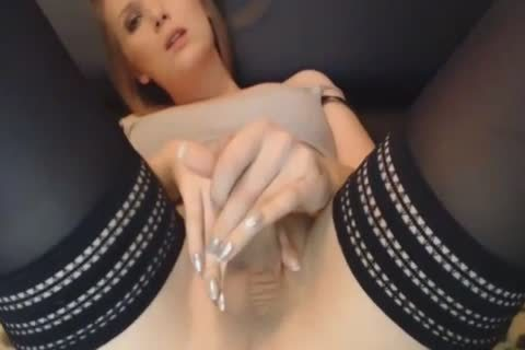 pretty Trans chick Plays Her Hard dick Watch