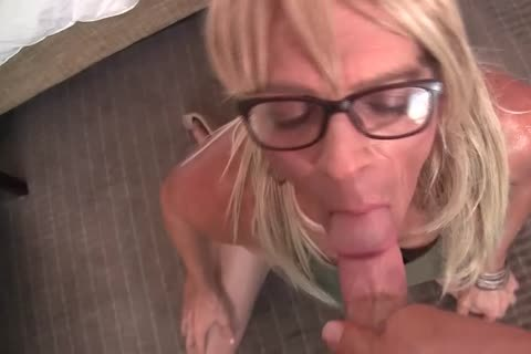 older Crossdressers suck And hammer