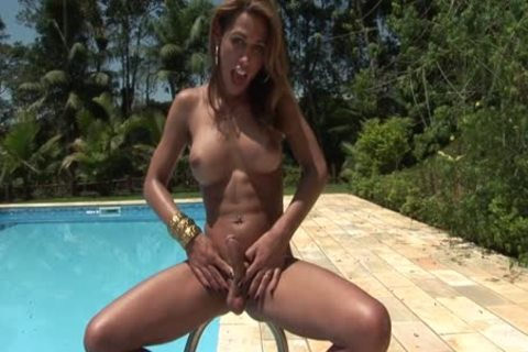Paola Lima Is A kinky brunette hair jerking off Off