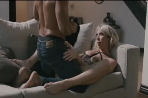 lustful lad Didnt Expect to drill her neighbour TBabe Aubrey Kates wazoo