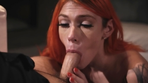 Transsensual.com: Aspen Brooks fantasy ass fucking scene