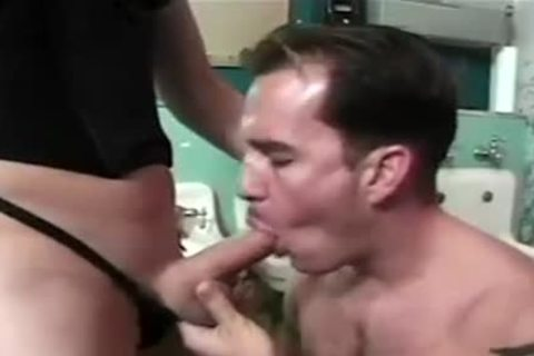 blonde shemale drilling wicked guy