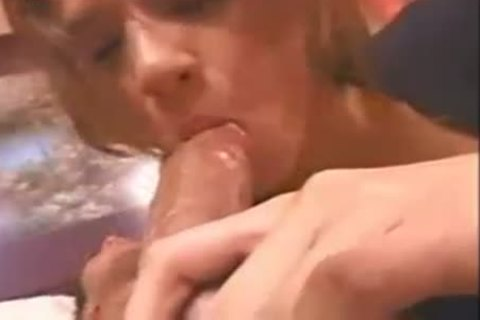 shemale & man Stuffing Each Other booties By Turn