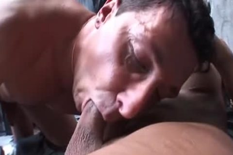 ass Rest With Two ladyboys