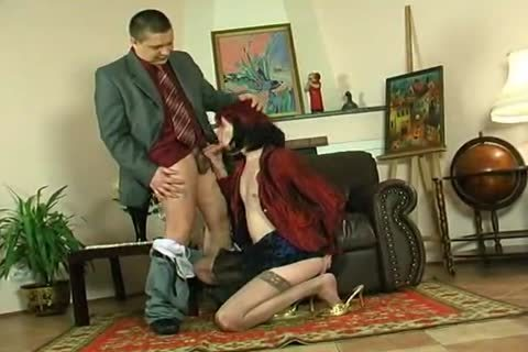 Simatra Vintage Redhair For A large penis Daddy *