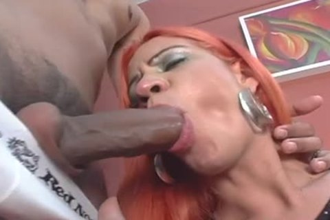 Paola Felix Uses Her cock To permeate Him